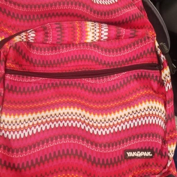 Yak Pak Other - Yak Pak backpack